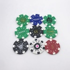 ABS poker chips /casino chips with logo/poker stars poker chips