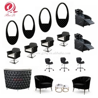 Barber shop equipment and supplies styling chair hair salon furniture high quality recliner barber chair for sale