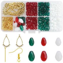 Hobbyworker Hot Selling Glass Coloured Beads for J