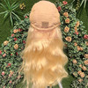 Body Blonde Lace Front Wig