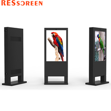 Wasserdicht 55 65 zoll android billboard werbung display outdoor digital signage kiosk