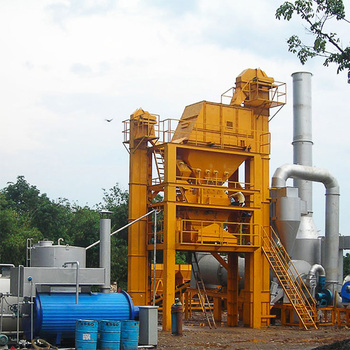 Factory direct supply Small Portable LB1500 120TPH asphalt plant manufacturer