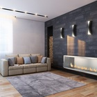 Gas Fireplace Bioethanol Insert Fireplace Hot Sale PIN-03 72inch Modern Gas Fireplace Insert Bioethanol Burner