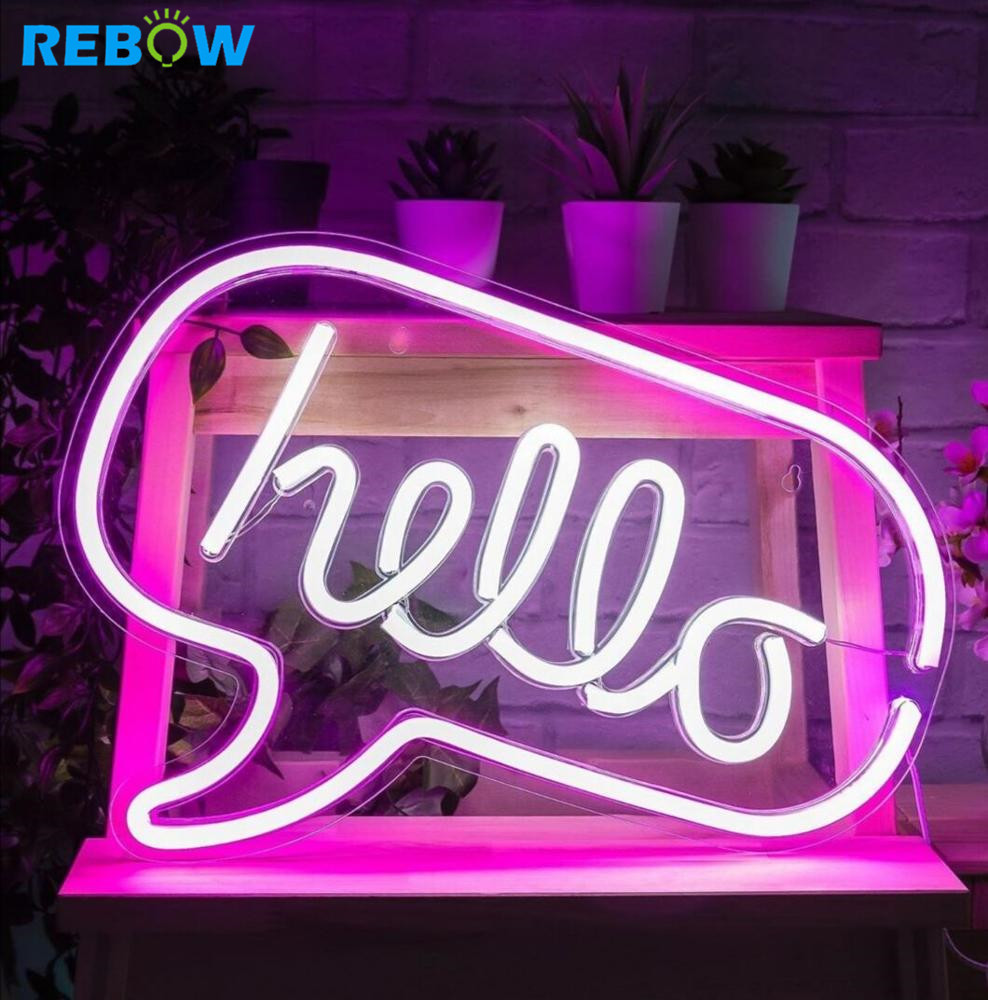 China Factory Drop Sipping LED Lighting Acrylic led Neon Logo Signage Wedding Party Bar Custom Made Neon Sign