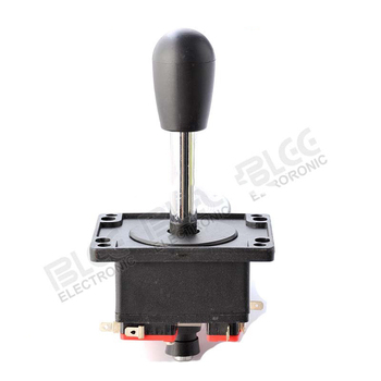 Hot selling best price pc game arcade joystick 8-way with high demmand
