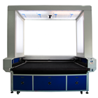 Visual positioning laser cutting machine, cloth laser cutting machine