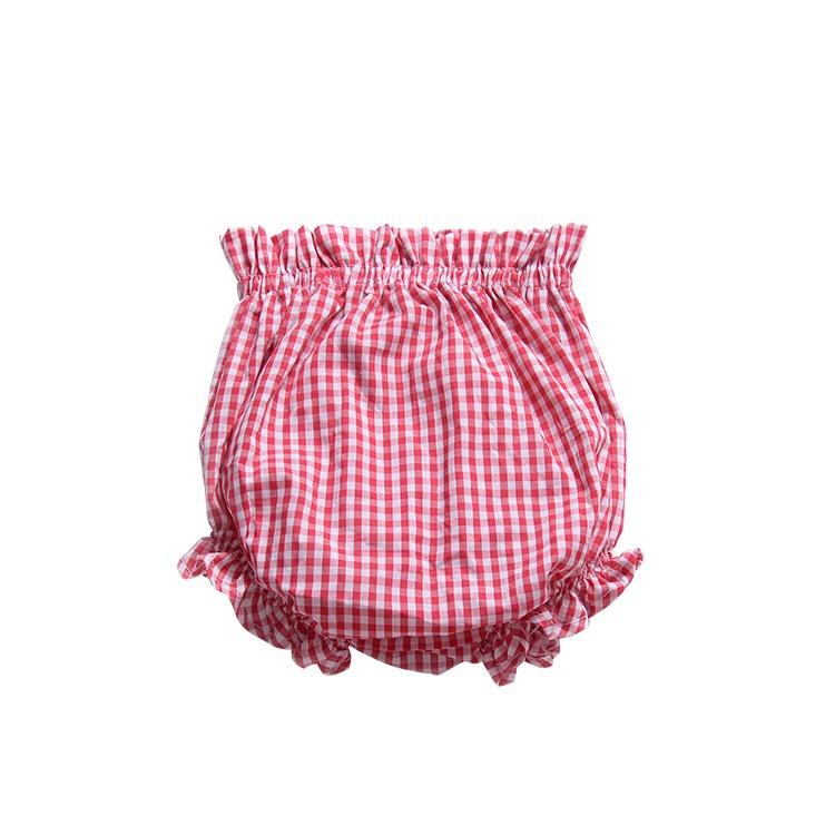 Baby girls children frilly butt short pants for 2019 summer