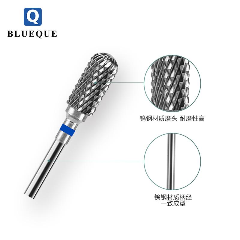 BIN high quality Diamond tungsten steel carbide Burr nail drill bits