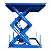 2019 Stationary Scissor Lift Hydraulic Table Lift Warehouse Mate