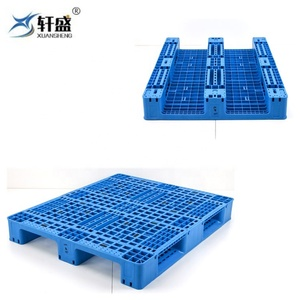 1200*1000mm single side HDPE plastic pallet for automated storage and retrieval systems