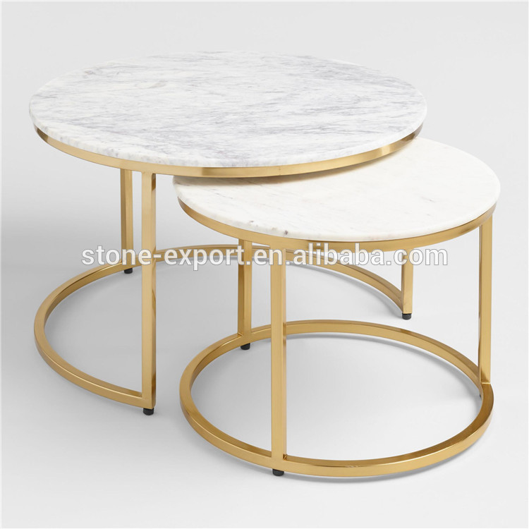 Round Nest Marble Coffee Table Set Cheap Lady Round Coffee Table
