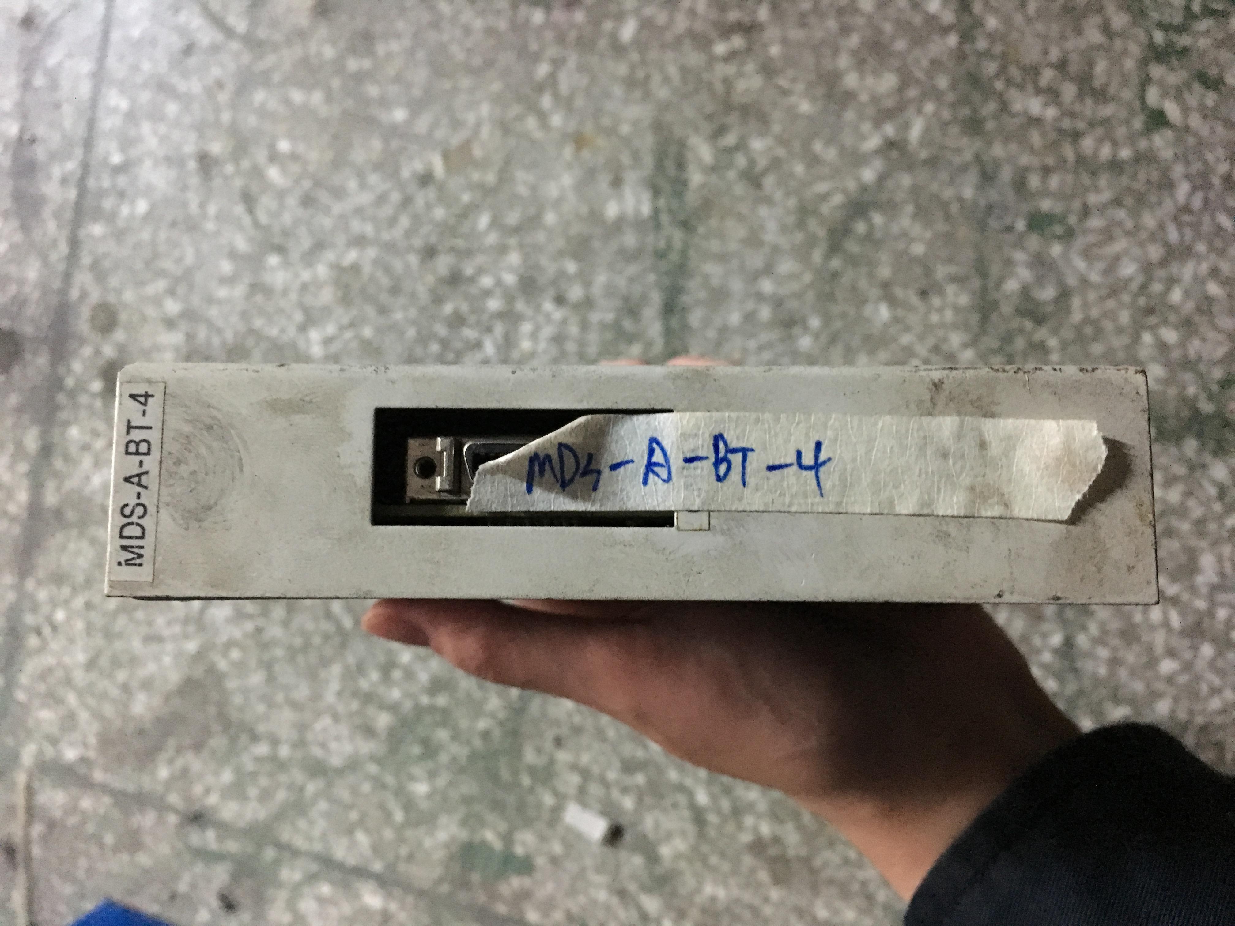 Mitsubishi battery unit MDS-A-BT-4 Japan Mitsubishi