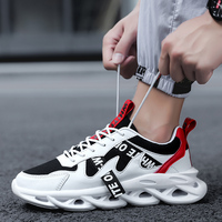 Factory Wholesale Professional Sneakers Breathable Sport Blade Shoes For Men