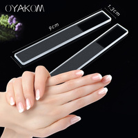 Beauty Personal Care Nail Glass Files Sanding Polishing Grinding Nail Buffer for Gel Polish Nails Accessoires
