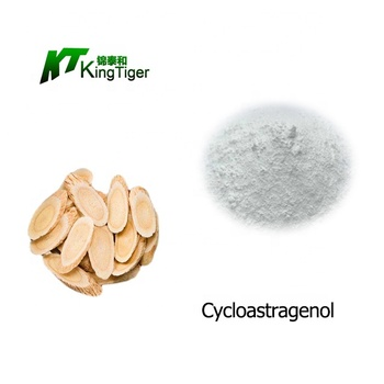 Professional manufacturer of astragalus extract Cycloastragenol Astragaloside IV etc.