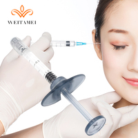 Professional 1ml Hyaluronic Acid Injectable Filler