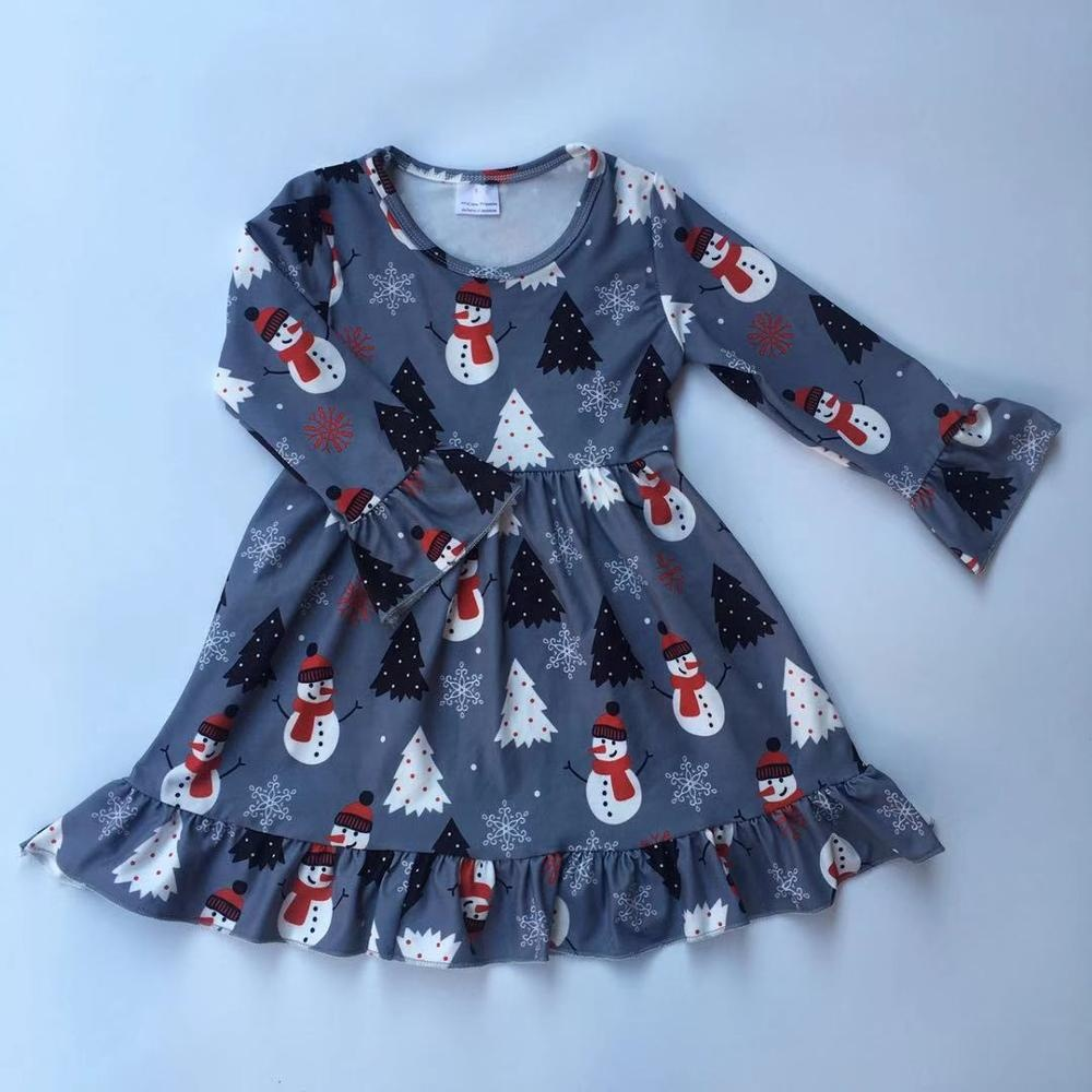 Hot sale 2020 toddler girls spring leapord dress boutique 2020 children's girl leapord cheetah pearl dress