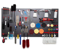 Customized Product Tool Shelf Shop Pegboard Panel