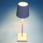 Aluminum [ Dimmable Table Lamp ] Dimmable Table Lamp Eco Friendly Touch Control Dimmable Table Lamp With Led Lights Shade
