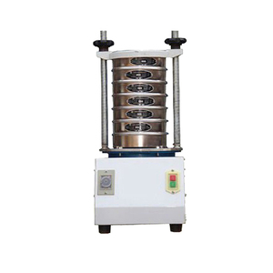 Laboratory Analysis 50 Micron Stainless Steel Laboratory Vibrating Screen Jis Standard Test Sieve