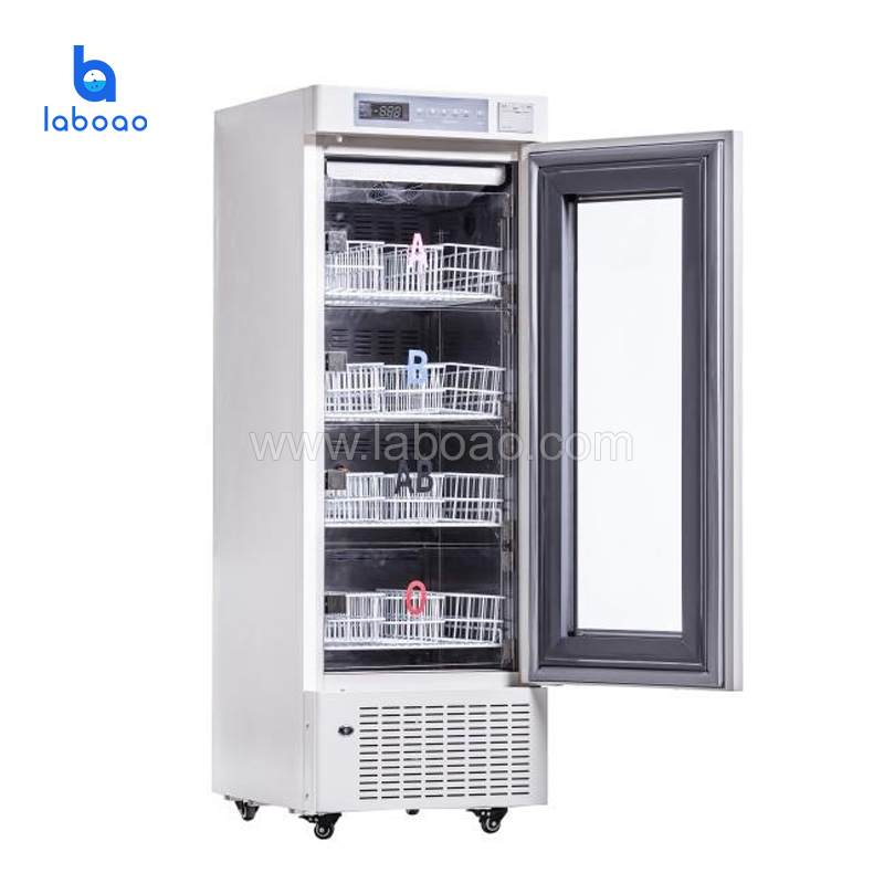 4C blood bank refrigerator for cdcs and medical experiment