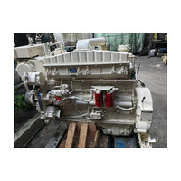 Hot sales Cummins water-cooled 6 cylinders 4 stroke 14L 450hp diesel engine NTA855-M450 for marine engine