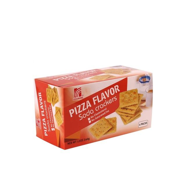 340g بيتزا نكهة Saltine صودا تكسير البسكويت في المربع الأحمر لتناول وجبة خفيفة الغذاء Buy البسكويت والبسكويت صودا بسكويت البيتزا نكهة Product On Alibaba Com