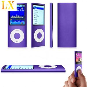 Wholesale Price 1.8 Inch TFT Screen Mp3 Mp4 Player Support Recorder FM Radio E-Book And Calendar With TF Card Slot