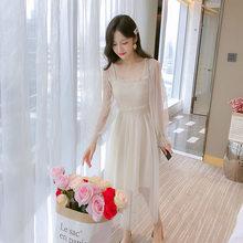 Платья знаменитостей, весна 2020, новые сексуальные платья, вечерние платья для ночного клуба, женская одежда, платья, женское длинное Сетчато...(Китай)