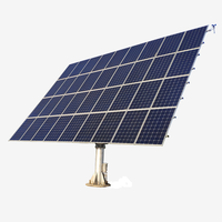 dual axis 10kw solar energy tracking system