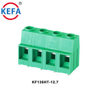 KF136HT-12.7mm Electric Motor PCB Terminal Block With 600V/65A