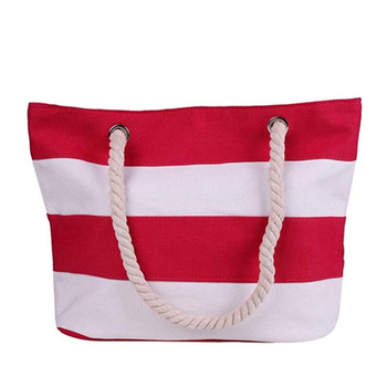 New Design Wholesale Canvas Beach Bag,Beach Tote Bag,For Beach Bag