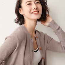 Duckwaver кашемировый свитер для женщин осень зима 2020 вязаный кардиган Kawaii сердце свободная одежда негабаритных мягкий теплый пуловер Femme(Китай)