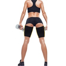 Adjustable Right Left Arm Thigh Fat Burning Trimmer Neoprene Sweat Slimming Trimmer Belt