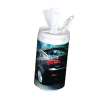 Cheap Wash Car Dashboard Interior Care Auto Disposable Dash Window Individual Wrapped Clean Wet Wipe for Car