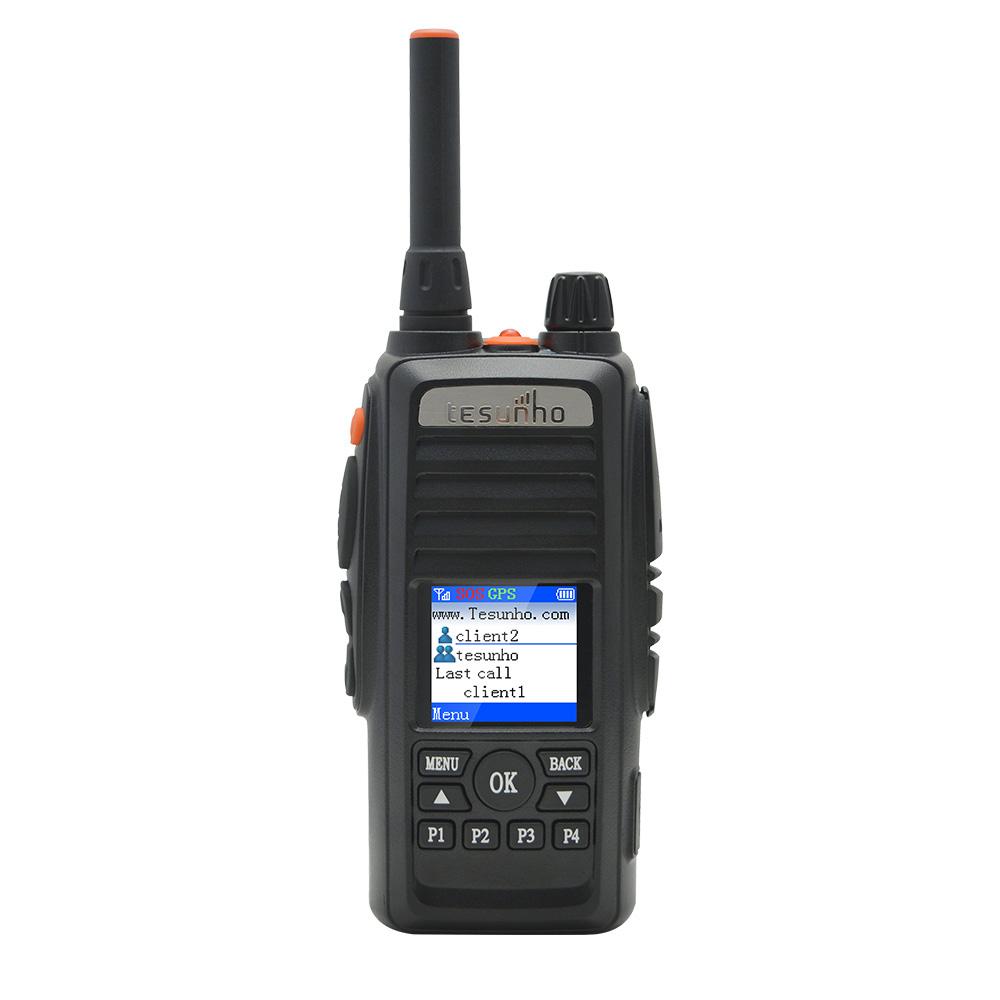 TESUNHO TH-388 4G Woki Toki LTE GPS Radio sim card GSM Interphone фото