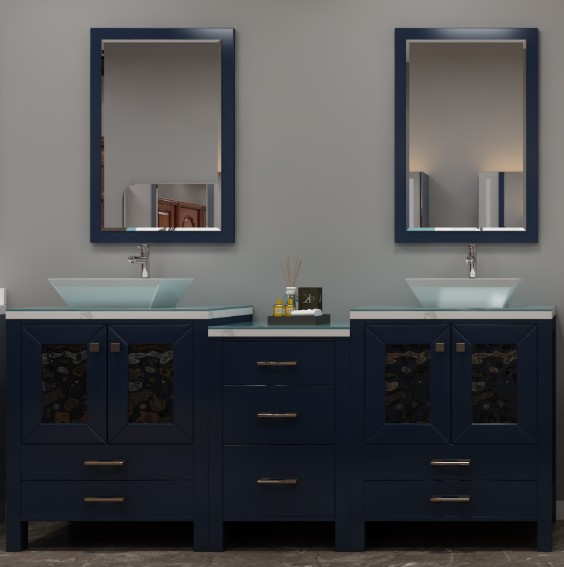 Modern Style Pvc Bathroom Cabinet Solid Surface Wash Basin Cabinet Bathroom Wash Basin Cabinet