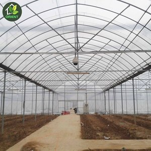 China hydroponics greenhouse cooling system for hot sale