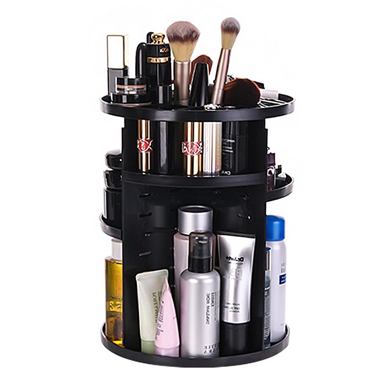Eco-Friendly Plastics Storage Boxes Makeup Storage Bins, Hot Selling Makeup Storage Organizer