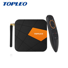 Topleo commerciale costo allwinner H6 I96 gioco 4GB 32GB 6K media <span class=keywords><strong>player</strong></span> linux Android 9.0 ip tv box