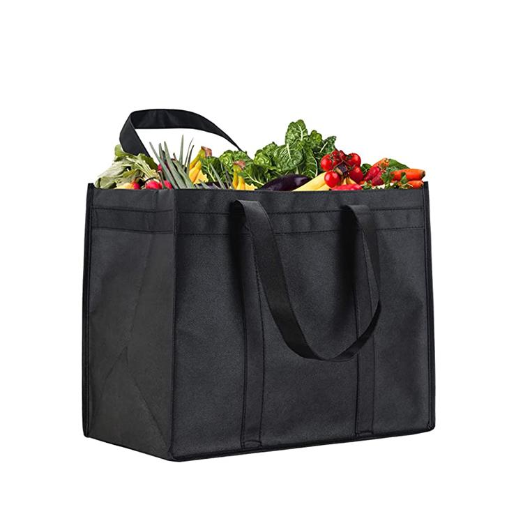 Самый дешевый отлично дешевые продуктовый упаковки овощей характеристики ковриков с печатью под заказ, нетканые сумки-тоут