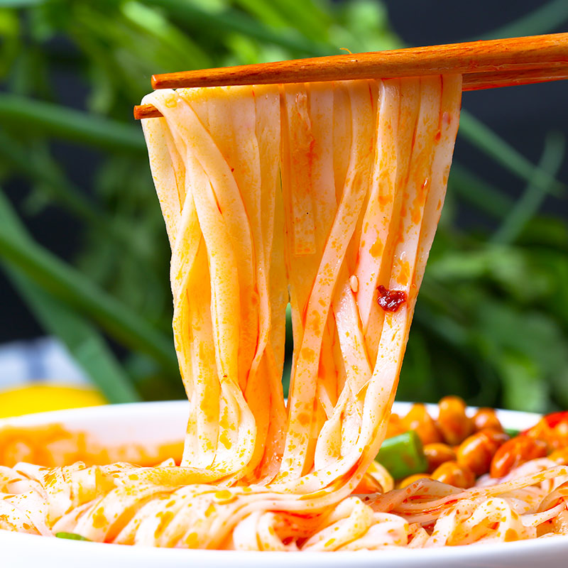 Wholesale Delicious Chinese Spicy Ramen Instant Self Heating Noodles In Bag