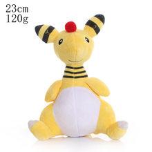 Пикачу Бульбазавр Squirtle Charmander Charizard Blastoise Evee Lapras плюшевый снорлакс Кукла Мягкие игрушки gitts для детей(Китай)