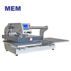 Heat Press Machine High Quality Semi Automatic Double Station Pneumatic Heat Press Machine T Shirt Printing Machine Sublimation 16x20 40x50cm