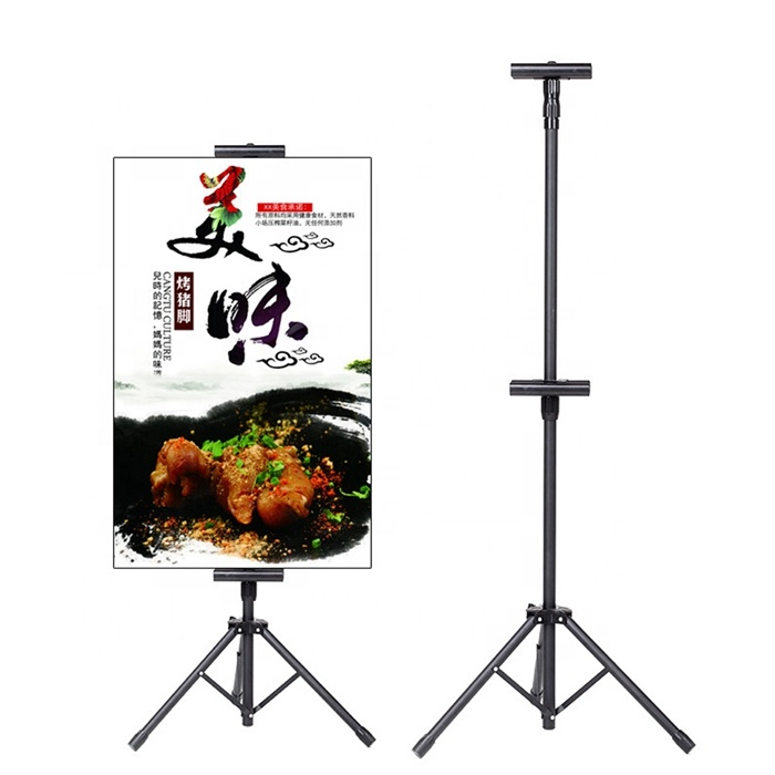 guangzhou fornecedor tripé banner stand advertising stand fornecedor