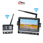 7 Inch Car Rear View Monitor Tractor Truck Reverse Camera Wireless System
