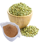 Total Chlorogenic Acid 50% Green Coffee Bean Extract For Loss Weight, Free Sample Organic Coffee Bean Extract Powder