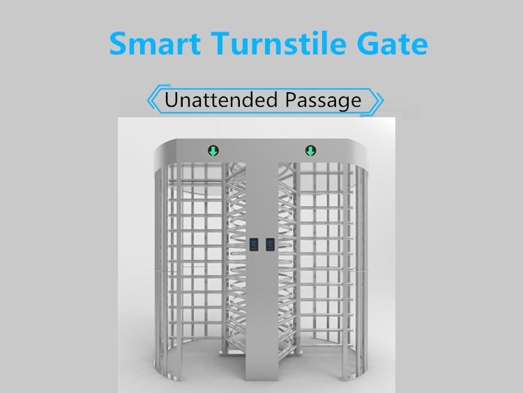 Discount Full Height Turnstile Gate