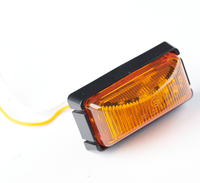 DOT approved LED blinker turn signal light for trailer and truck