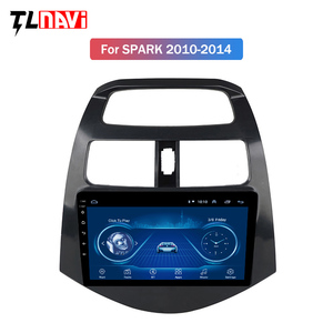 Android 8.1 For CHEVROLET Spark Beat 2010 2011 2012 2013 2014 Multimedia Stereo Car DVD Player Navigation GPS Radio